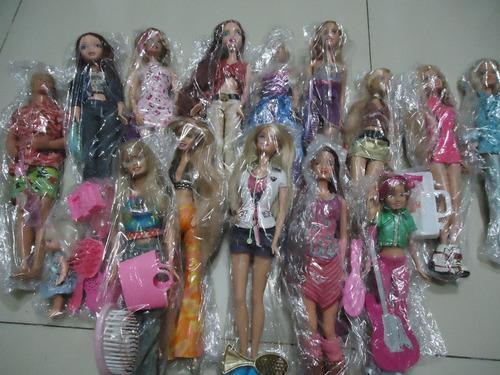 Muñeca para niña barbie original marca mattel con