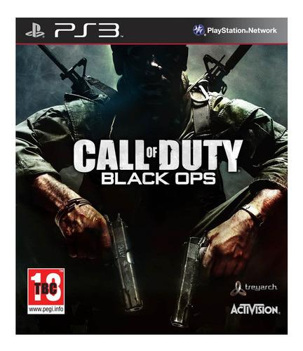 Ps3 call of duty black ops playstation 3 nuevo