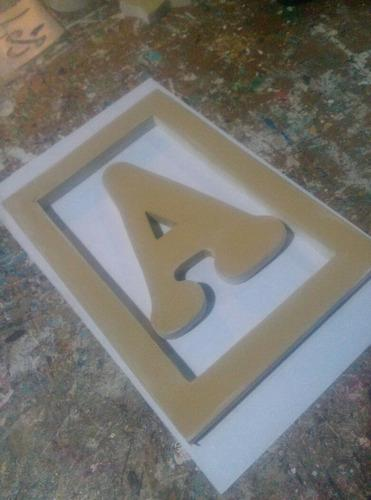 Bellos cuadritos personalizados en mdf listos para pintar