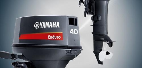 Motor fuera de borda e40gmhs pata corta yamaha enduro lancha