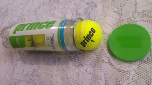 Pelotas De Tenis Prince + 2 Usadas