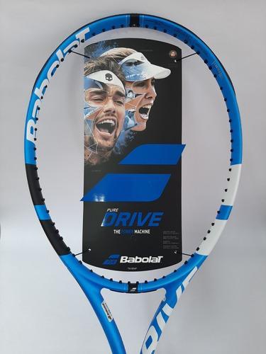 Raqueta de tenis babolat pure drive 2018