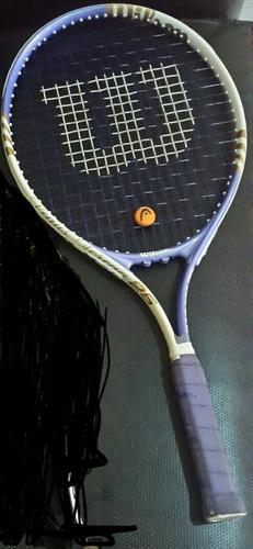 Raqueta De Tenis Wilson N° 25