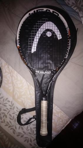Raquetas de tennis y squash con forros y bultos