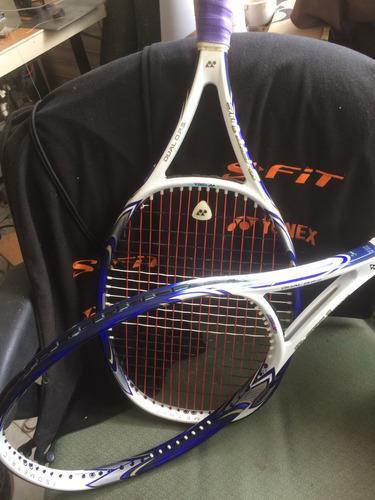 Raquets de tennis yonex fit-1 dual o.p.s