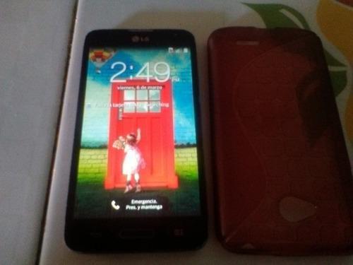 Teléfono lg modelo ms323 en perfecto estado
