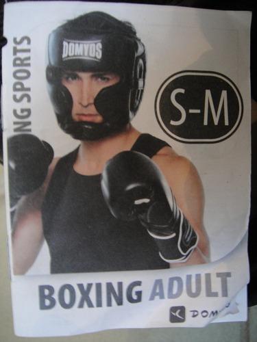 Casco Protector De Karate S-m Boxing Adult Domyos