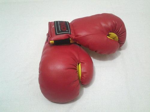 Guantes De Boxeo Importado