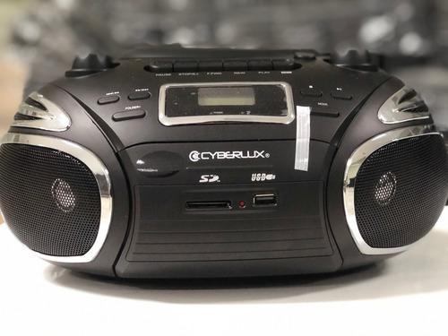 Mini Componente Cyberlux Modelo Bxcx-108n