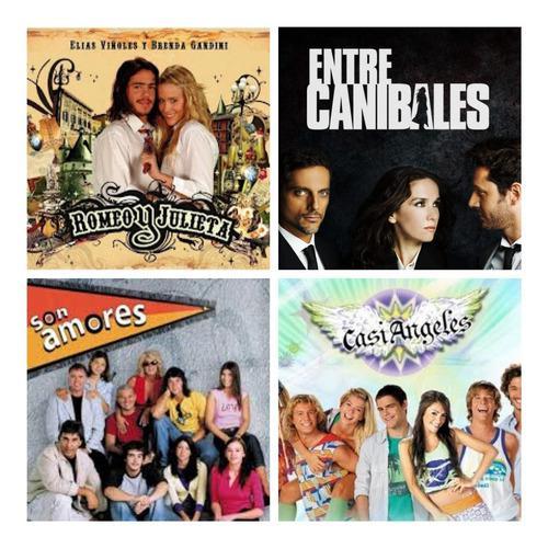 Series Telenovelas Argentinas Y Coreanas Full Hd En Combos