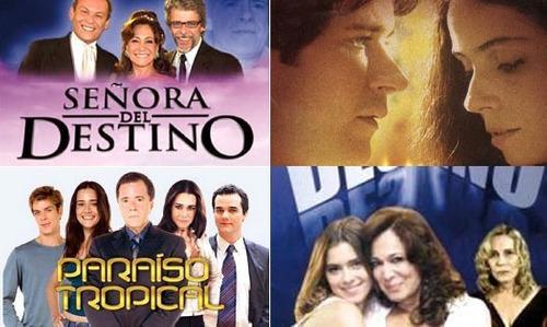 Series Y Telenovelas Brasileñas Full Hd Combos De 3 Series