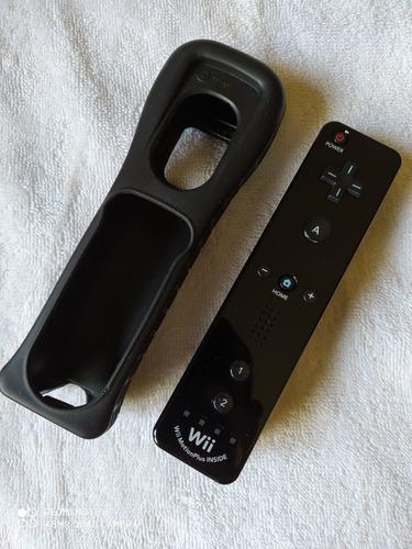 Control wii mote con wii motion plus inside como nuevo!