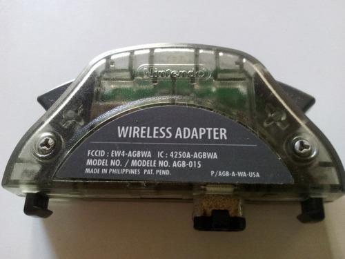 Game boy advance wireless adapter