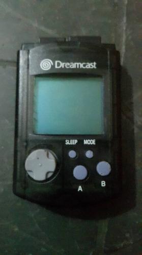 Memory card para consola sega dreamcast (vmu)
