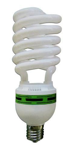Bombillo ahorrador 55w 110v e27 luzblanca mayor/detal (leer)