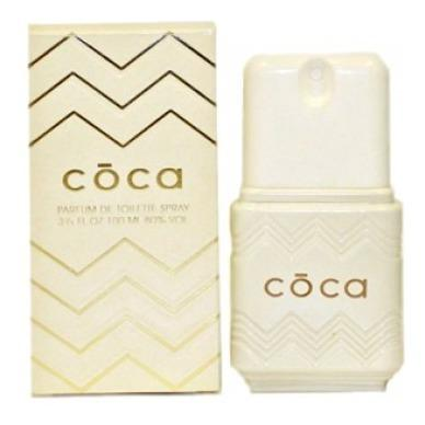 Perfume clasico coca de 100ml tienda fisica