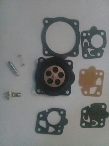 Kit de carburador de desmalezadora shindaiwa b45