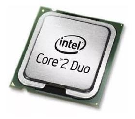 Procesador intel® core2 duo e4600 2.40ghz