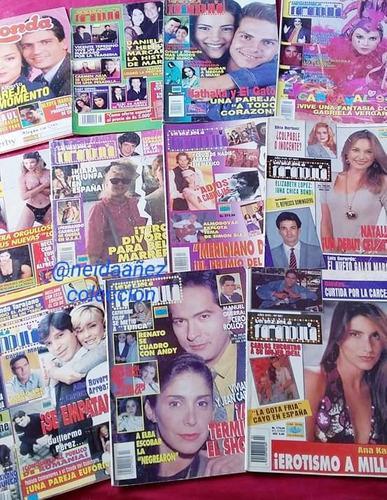 Revista farandula años 90s