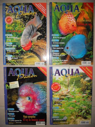 Revistas de peces aqua pasión