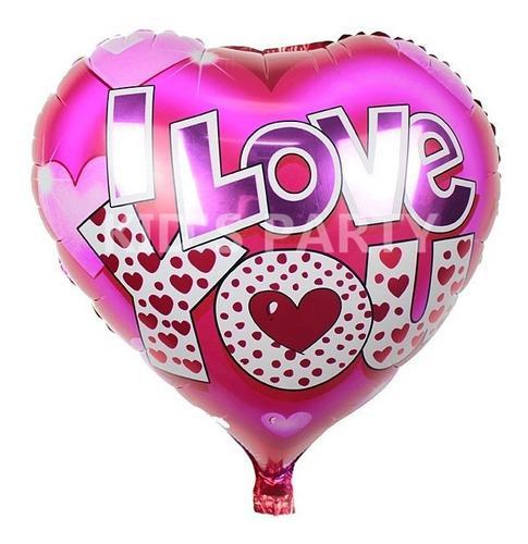 Globos amor, madres, enamorados, aniversario, feliz día.