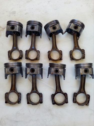 Juego de pistones motor 305 chevrolet medida 030 pc pistons