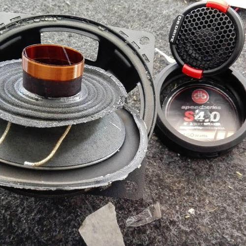 Reparación cornetas, bajos,twister, bobinas