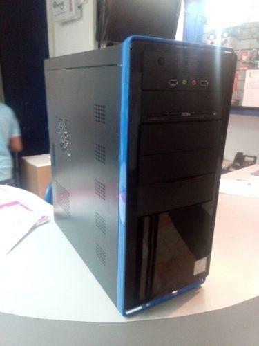 Cpu computadora intel core i3-3220 4gb de ram 1tb disco