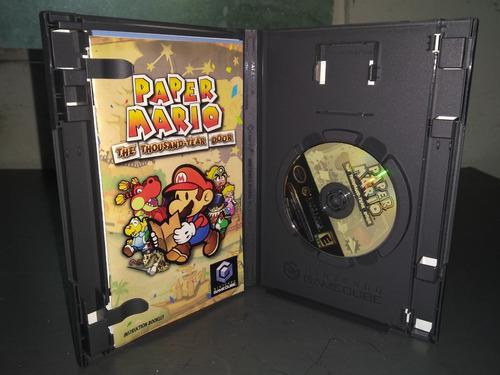 Paper mario: the thousand-year door (completo)