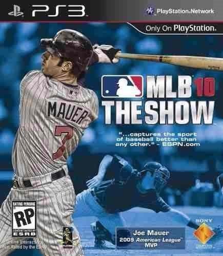 Ps3 mlb 10 the show. beisbol para playstation 3 elec