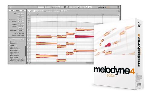 Melodyne 4 studio vst (win y mac)