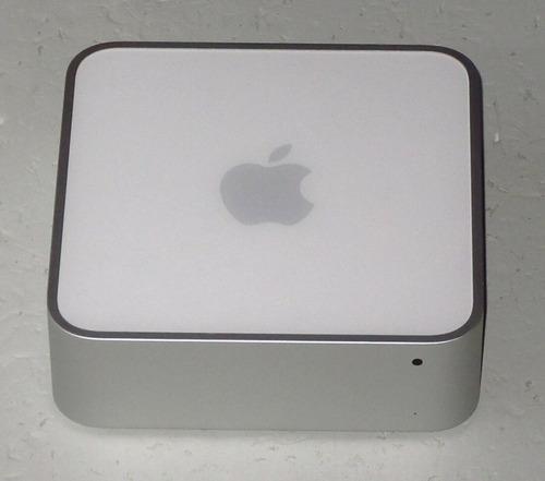 Vendo servidor mac mini 2009 10.14 y 10.11 dos discos duro