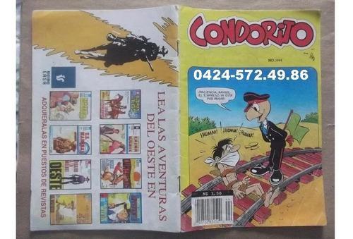 Condorito (coleccion) revistas pequeñas