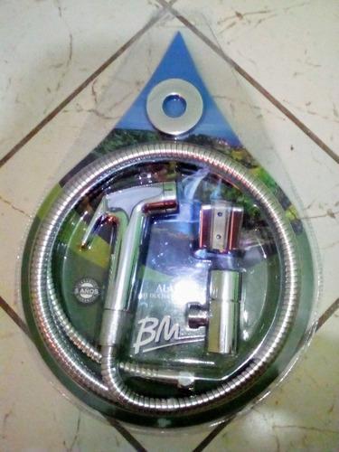 Ducha de telefono bm modelo alaska no poceta no lavamanos
