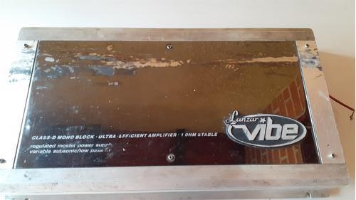 Planta amplificador lanzar vipe 1800 watts. mono block
