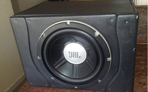 Bajo subwoofer jbl 15 doble bobina cars audio