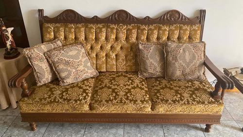 Muebles estilo antiguo para retapizar