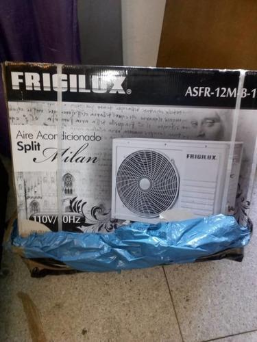 Aire acondicionado split de 12000 btu marca frigilux nuevo