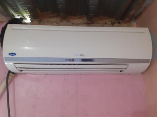 Consola aire acondicionado 12mil btu