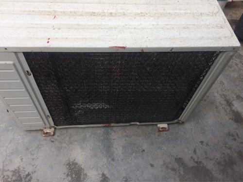 Unidad externa aire acondicionado split 18 mil btu