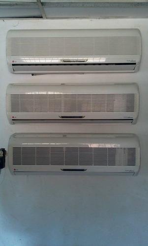 Vendo consolas de aires acondicionado lg