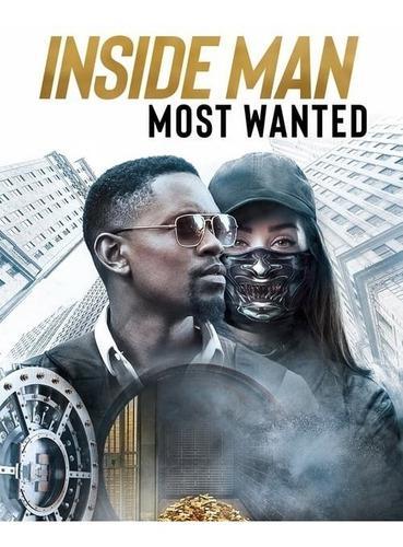 Película inside man most wan full hd 1080p combo 10 titulos