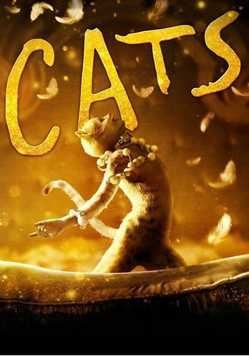 Pelicula cats (2019) full hd en combo de 10 titulos