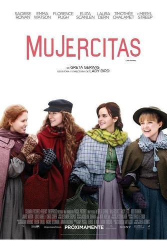 Pelicula mujercitas 2020 estreno full hd 1080p en combo.