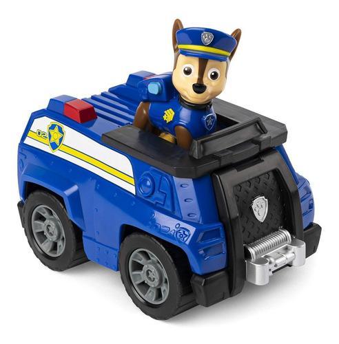 Paw patrol chase patrulla canina juguete original