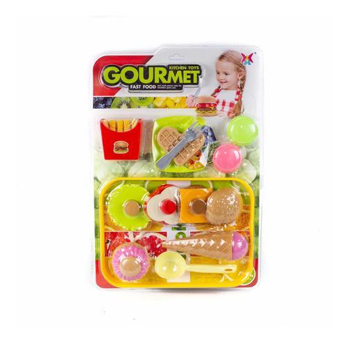 Set de comida de juguete cod. xj326h-112