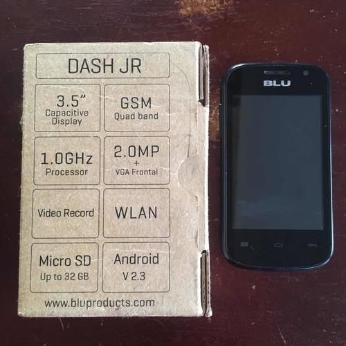 Blu dash jr d141w doble sim liberado sin batería 20 usa