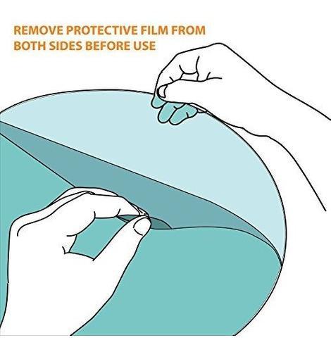 Gizmodorks pei hoja ronda diametro 1 mm impresora