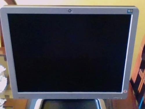 Monitor hp l1710 reparar o repuesto, lampara fuente tienda
