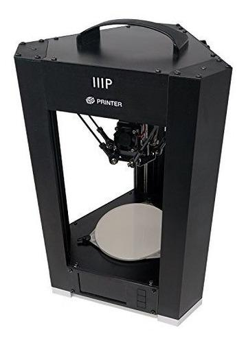 Monoprice mp mini delta 3d impresora 4.724 in redondo